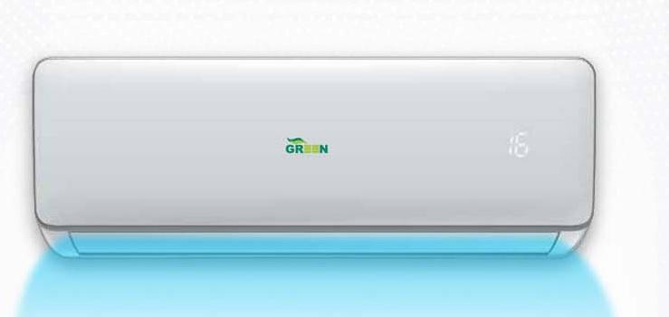 لیست قیمت کولر گازی گرین GREEN ایتالیا